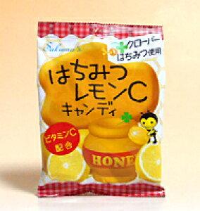 ★まとめ買い★ 佐久間製菓 ハチミツレモンCキャンディ 80g ×10個【イージャパンモール】