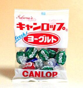 【キャッシュレス5%還元】佐久間製菓 キャンロップヨーグルト 75g【イージャパンモール】