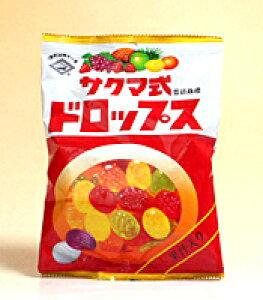 佐久間 サクマ式ドロップス<P>120g【イージャパンモール】