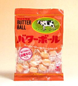 【送料無料】★まとめ買い★ UHA味覚糖 バターボール 104g ×10個【イージャパンモール】