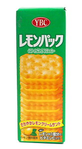 ★まとめ買い★ ナビスコ レモンパック ハンディパック 9枚 ×10個【イージャパンモール】