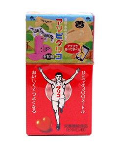【送料無料】★まとめ買い★ グリコ グリコ4粒 ×10個【イージャパンモール】