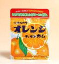 ★まとめ買い★ 丸川製菓 チャック袋オレンジフーセンガム 47g ×10個【イージャパンモール】