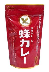 【キャッシュレス5%還元】ハチ 蜂カレー カレールー中辛 180g【イージャパンモール】