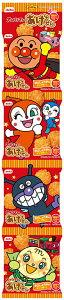 【送料無料】★まとめ買い★ 栗山米菓 アンパンマンのあげせん4P ×12個【イージャパンモール】