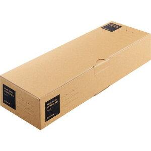 KING JIM 名刺保存ボックス 1100枚収容 茶 1個