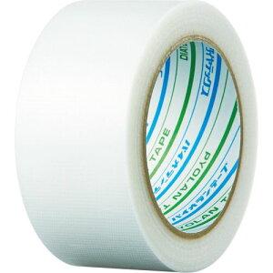 ダイヤテックス パイオランクロス粘着テープ 塗装養生用 50mm×25m クリア 1セット(30巻)