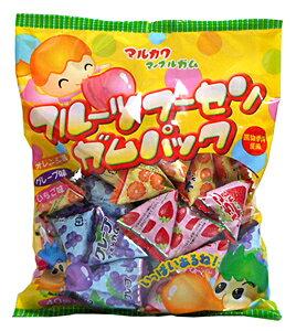 ★まとめ買い★ 丸川製菓 フルーツフーセンガムパック40個 ×20個【イージャパンモール】