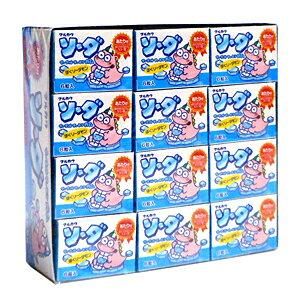 ★まとめ買い★ 丸川製菓 ソーダマーブルガム ×33個【イージャパンモール】