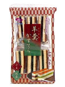 ★まとめ買い★ 大昇製菓 羊羹かすてら12個 ×12個【イージャパンモール】