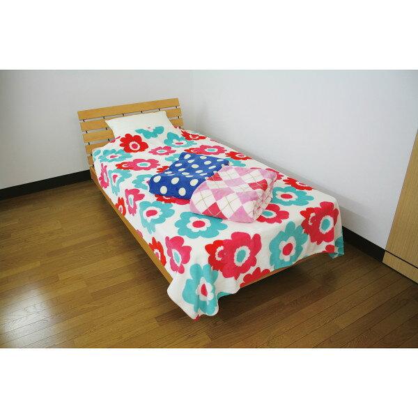【送料無料】スメロン ニューマイヤー毛布3枚セット 215−70124【代引不可】【ギフト館】
