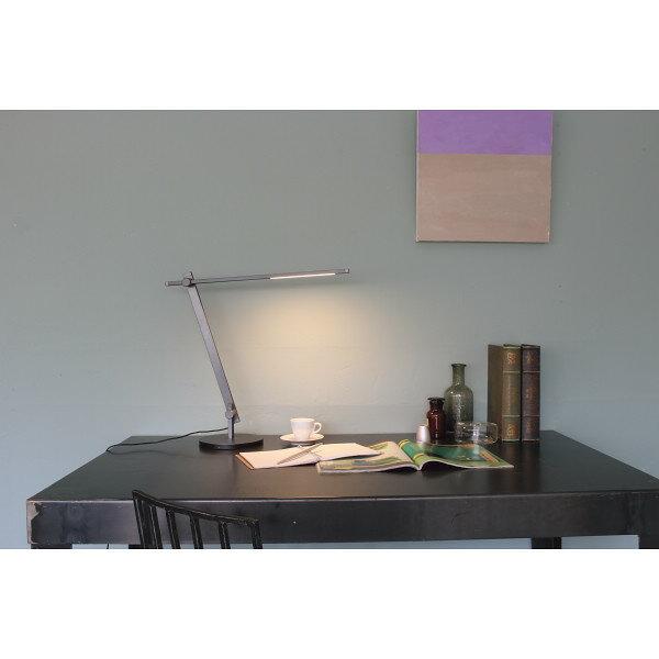 【送料無料】DI CLASSE LEDサーベル デスクランプ ダークグレー LT3702DG【代引不可】【ギフト館】
