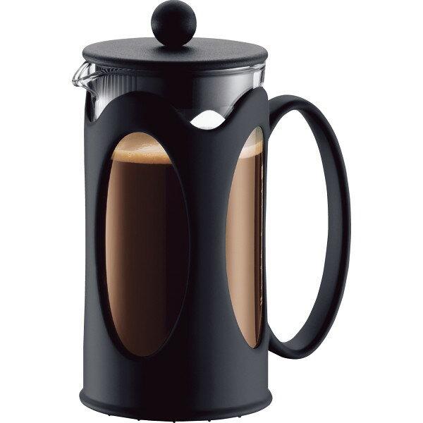 【送料無料】ボダム ケニヤ フレンチプレスコーヒーメーカー 0.35L 10682‐01【代引不可】【ギフト館】