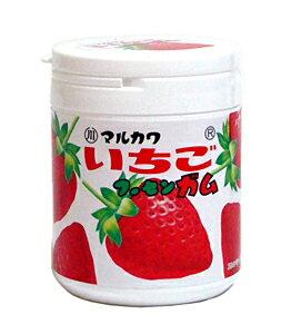 【キャッシュレス5%還元】マルカワ いちごマーブルガムボトル 130g【イージャパンモール】