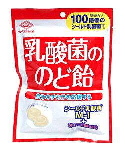 ★まとめ買い★ 佐久間 乳酸菌ののど飴 72g ×6個【イージャパンモール】