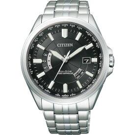 【キャッシュレス5%還元】【送料無料】シチズン メンズ電波腕時計 ブラック CB0011−69E【代引不可】【ギフト館】