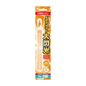 ルミカライト6インチ大閃光アーク OR (12本)【イージャパンモール】