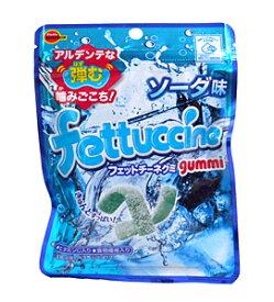 ブルボン フェットチーネグミ ソーダ味 50g  【イージャパンモール】