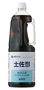 ★まとめ買い★ ミツカン 土佐酢 ペットボトル 1.8L ×6個【イージャパンモール】