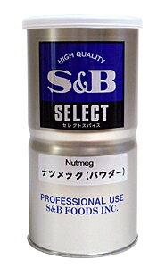 ★まとめ買い★ SB ナツメグ L缶 400g ×12個【イージャパンモール】