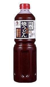 【送料無料】★まとめ買い★ オタフク 焼うどんのたれ 味噌 1.15Kg ×6個【イージャパンモール】