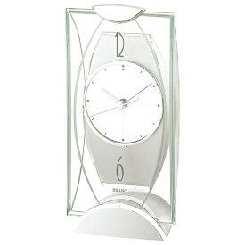【キャッシュレス5%還元】【送料無料】セイコー 置時計  BZ334S【代引不可】【ギフト館】