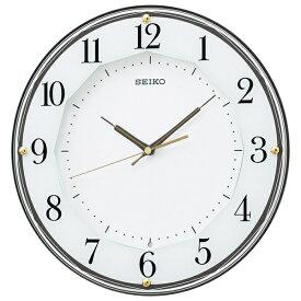 【キャッシュレス5%還元】【送料無料】セイコー 電波掛時計  KX213B【代引不可】【ギフト館】