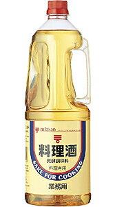 ★まとめ買い★ ミツカン 料理酒 ペット 1.8L ×6個【イージャパンモール】