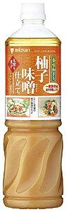 ミツカン 香味和ドレ柚子味噌仕立て 1L【イージャパンモール】