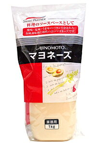 ★まとめ買い★ 味の素 マヨネーズ チューブ 1Kg ×10個【イージャパンモール】