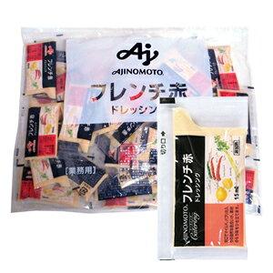 【キャッシュレス5%還元】味の素 フレンチ赤 ドレッシング 15mlx40(600ml)【イージャパンモール】