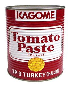 ★まとめ買い★ カゴメ トマトペースト 3200g ×6個【イージャパンモール】