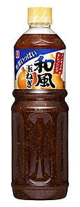 ★まとめ買い★ 理研 ノンオイル和風玉ねぎドレ 1L ×6個【イージャパンモール】