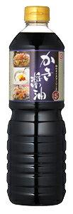 ★まとめ買い★ マルキン かき醤油 1L ×12個【イージャパンモール】