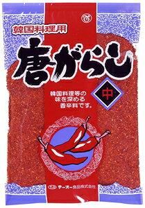 ★まとめ買い★ テーオー 韓国料理用唐辛子(中) 250g ×20個【イージャパンモール】
