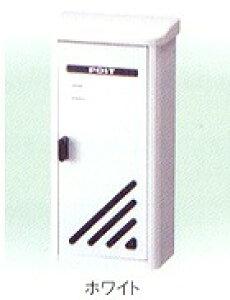 郵便ポストMTC−10 メイワ ホワイト【ホームセンター・DIY館】