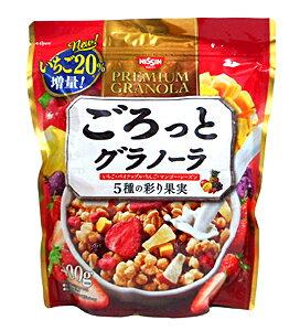 【キャッシュレス5%還元】日清シスコ ゴロットグラノーラ5種の彩り果実【イージャパンモール】