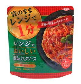 【キャッシュレス5%還元】SSK 8種の野菜のポモドーロ120g【イージャパンモール】