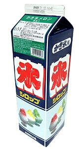 ★まとめ買い★ スミダ かき氷メロン 紙パック 1800ml ×8個【イージャパンモール】