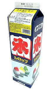★まとめ買い★ スミダ かき氷レモン 紙パック 1800ml ×8個【イージャパンモール】