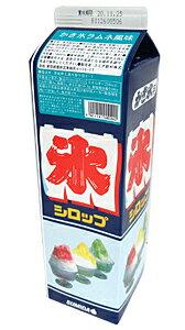 ★まとめ買い★ スミダ かき氷ラムネ風味 紙パック 1800ml ×8個【イージャパンモール】