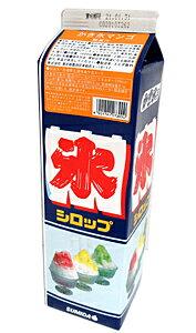 ★まとめ買い★ スミダ かき氷マンゴ 紙パック 1800ml ×8個【イージャパンモール】
