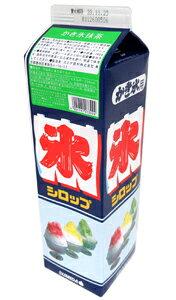 ★まとめ買い★ スミダ かき氷抹茶 紙パック 1800ml ×8個【イージャパンモール】
