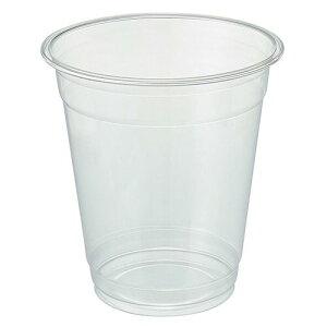 【送料無料】【個人宅届け不可】【法人(会社・企業)様限定】【代引き不可】【日時指定不可】リサイクルPETカップ(広口) 420ml(14オンス) 1パック(50個)