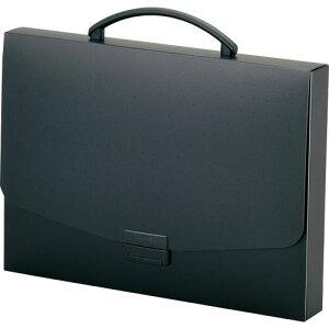 【送料無料】【個人宅届け不可】【法人(会社・企業)様限定】LIHIT LAB AQUA DROPs バッグ A4 黒(不透明) 1個