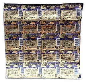 【キャッシュレス5%還元】★まとめ買い★ マリン ブルーベリージャム 14gx40 ×5個【イージャパンモール】