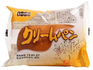★まとめ買い★ パネックス KOUBOクリームパン ×12個【イージャパンモール】