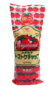 ★まとめ買い★ ハグルマ トマトケチャップ500g ×20個【イージャパンモール】