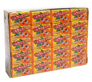 ★まとめ買い★ 丸川 つぶつぶみかんガム1個 55P ×24個【イージャパンモール】