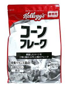 【キャッシュレス5%還元】ケロッグ 業務用 コーンフレーク 袋 340g【イージャパンモール】